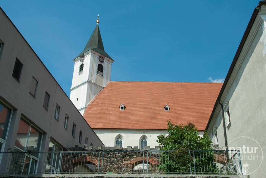 Kirche beim Kloster Pernegg