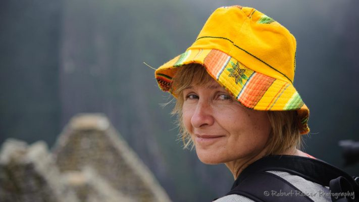 Naturfreundin Andrea Rammel