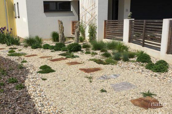 Prärie- oder Kiesgarten – pflegeleichte Vorgartengestaltung?