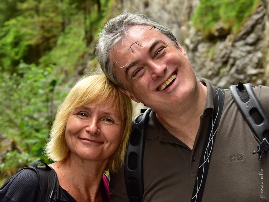 Andrea & Robert