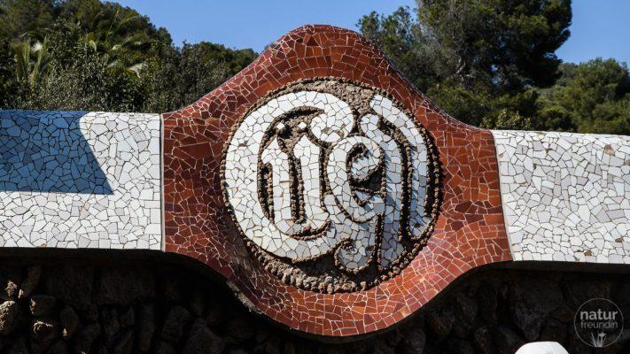Logo Park Guell