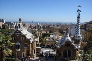 Barcelona, 66.108 Schritte durch die Welt von Gaudi