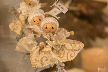 Besuch am Weihnachtsmarkt in Burgau