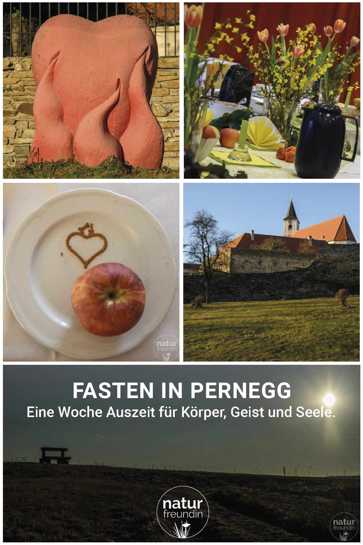 Fastenwoche nach Buchinger im Kloster Pernegg