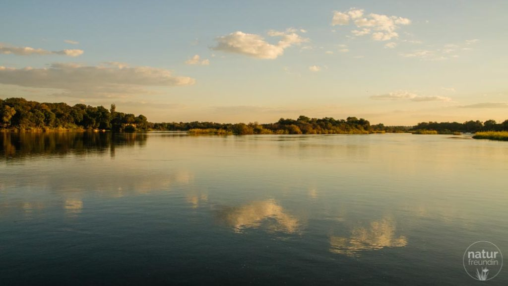 Kavango River, Mahango Game Reserve