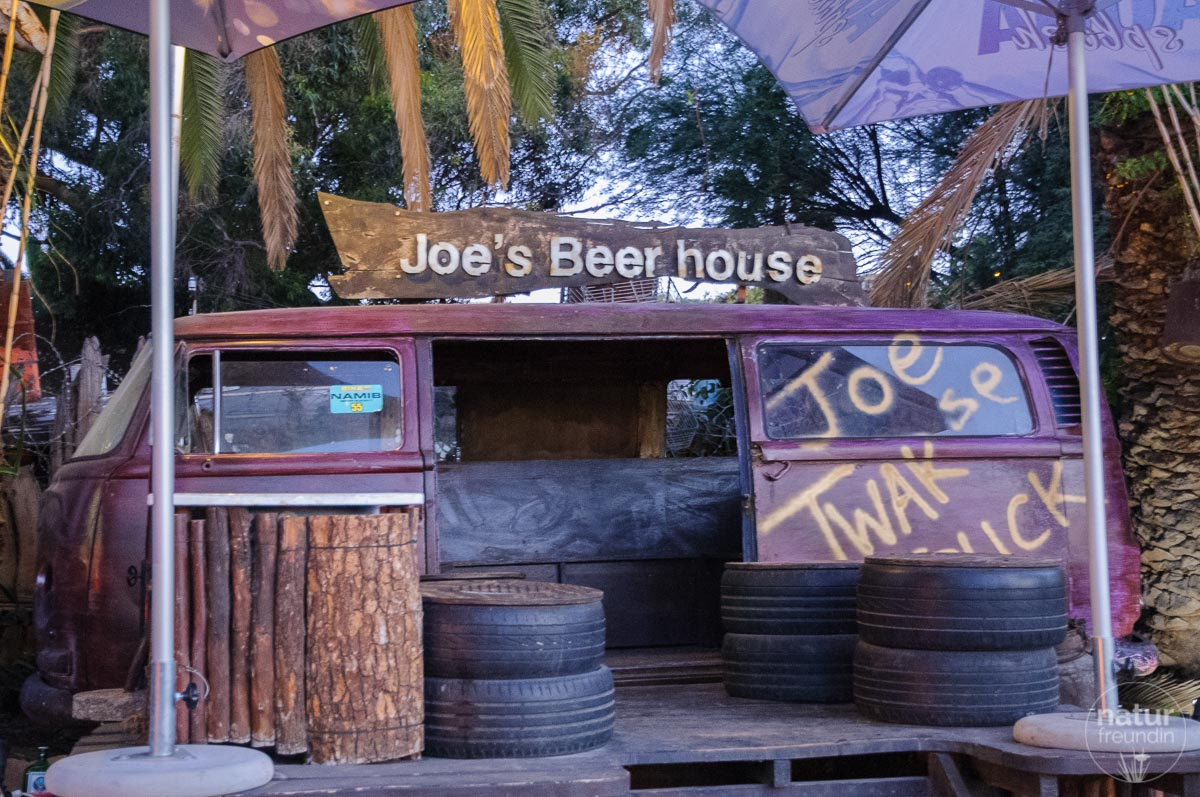 Joe's Beerhouse, Windhoek