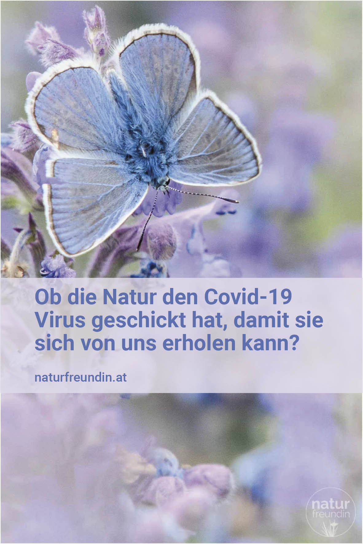 Naturschutz geht uns alle an