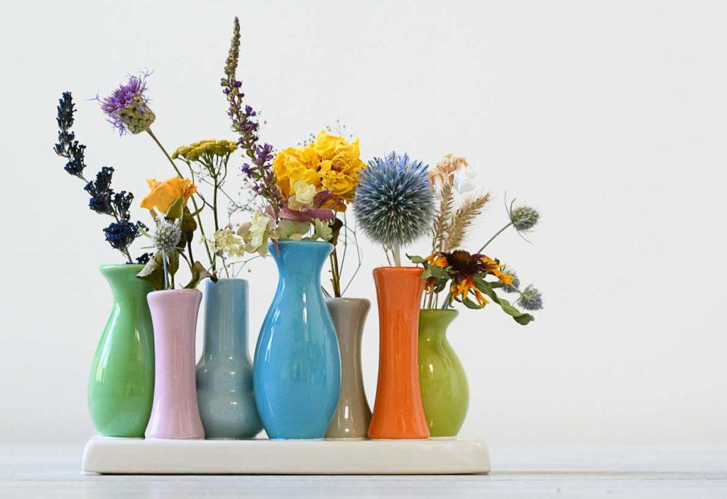 Blumen trocknen - so einfach geht's